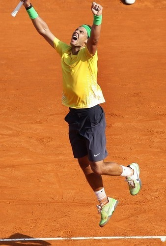 Rafa wins 7th straight Monte Carlo tajuk