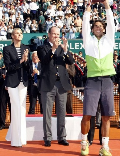 Rafa wins 7th straight Monte Carlo titolo