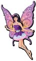 Raquelle is cute in Purple!!! - barbie-a-fairy-secret photo