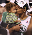 Ray and his son Walker - ray-allen photo