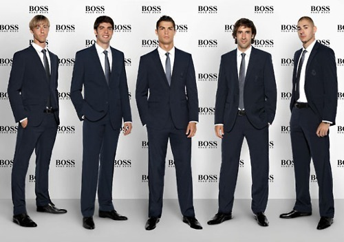 all real madrid players Photo