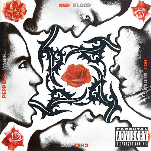 Red Hot Chili Peppers - Blood Sugar Sex Magik Album - 90s-music Photo
