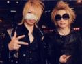 Reita and Ruki