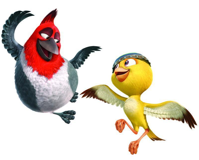 Rio 2 Cartoon Characters : Rio characters pixshark images galleries with