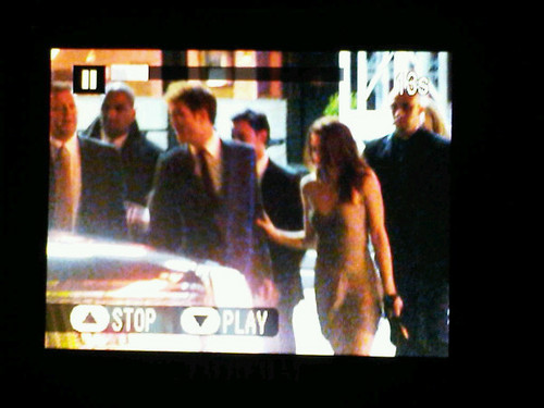 Rob and Kristen leaving Water for Elephants NY premiere