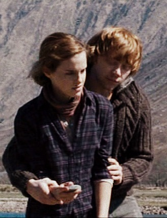 Ron&Hermione (DH)