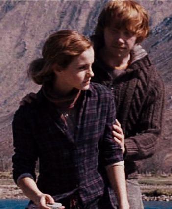 Ron&Hermione (DH)