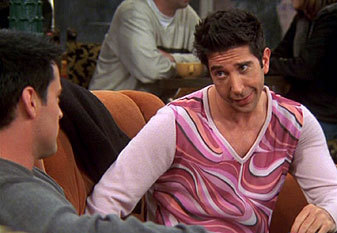 Ross Geller -The One with the Birth Mother