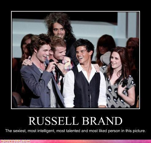 Russell Brand and Twilight
