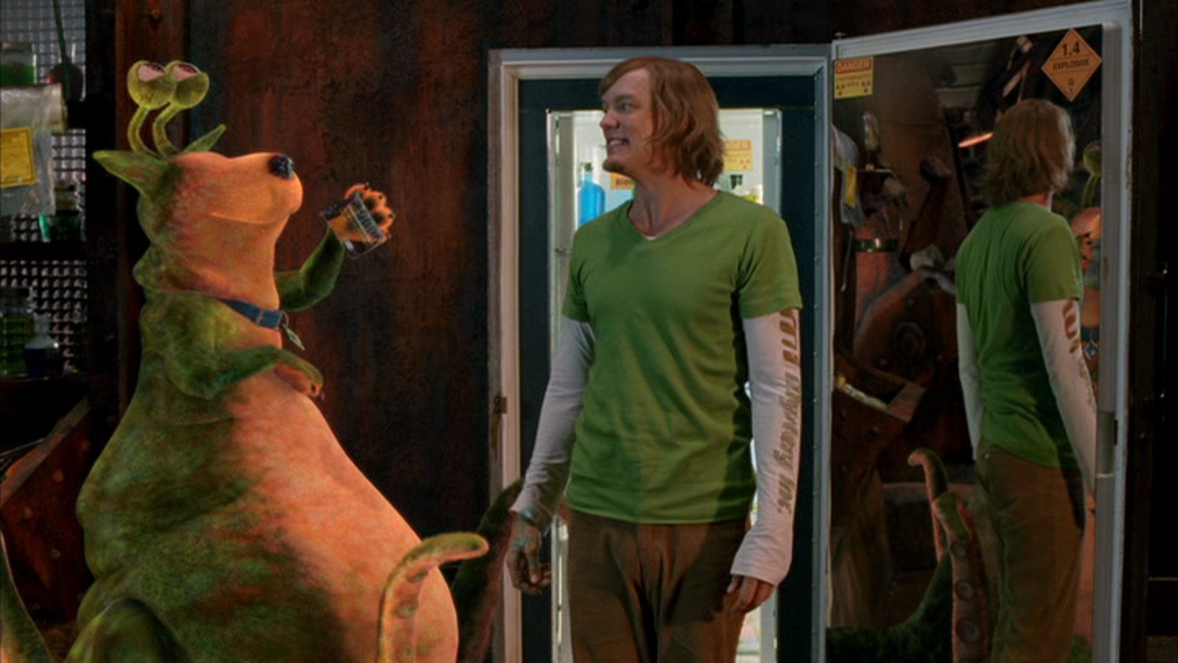 Scooby Doo 2 Monsters Unleashed Scooby Doo Image 21162338 फ न प प