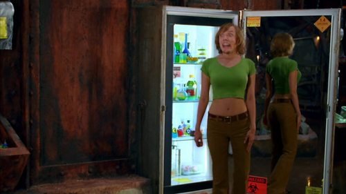 Scooby-Doo achtergrond called Scooby Doo 2: Monsters Unleashed