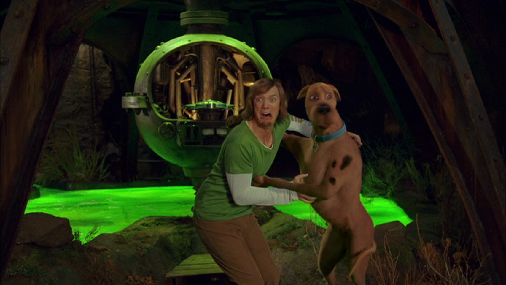 Scooby Doo 2 Monsters Unleashed Shaggy | Car Interior Design