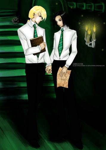 Severus/Lucius