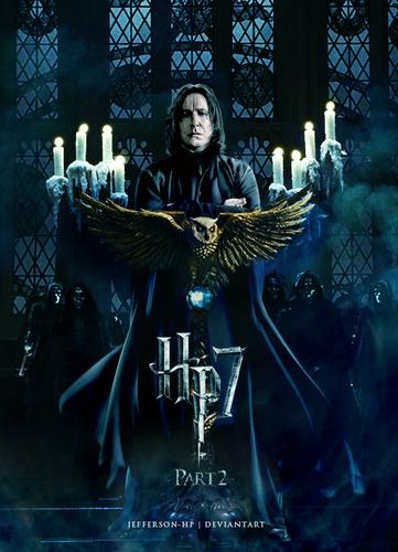 Severus Snape: Headmaster of Hogwarts