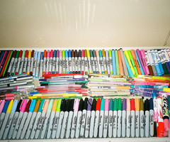 Sharpies wallpaper entitled Sharpies :D