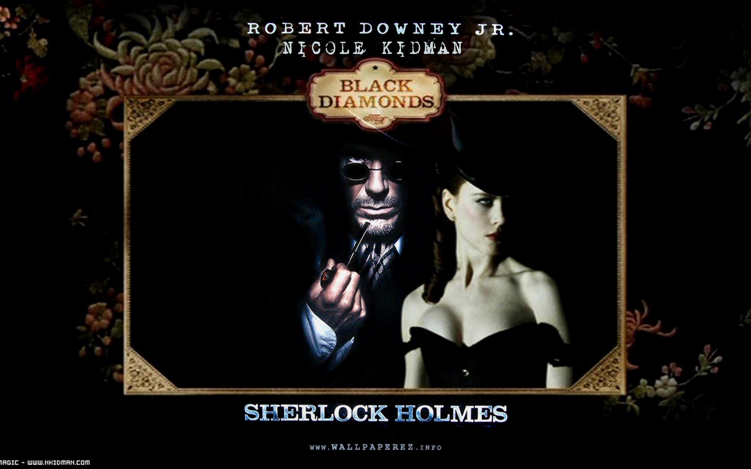 Download Wallpaper Movie Black - Sherlock-Holmes-Black-Diamonds-robert-downey-jr-as-sherlock-holmes-21116657-2560-1600  Picture_846048.jpg