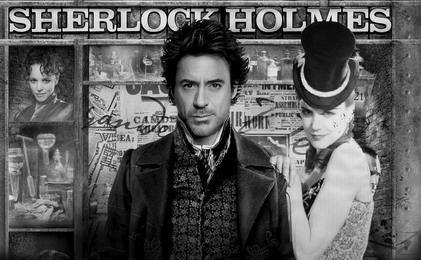 Sherlock & Satine