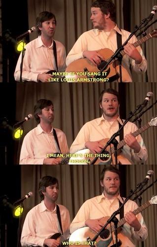 Sing like Louis
