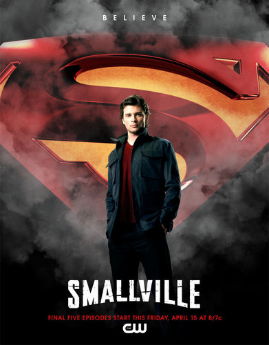 Clois پیپر وال called Smallville Poster Promotion [Final 5 Episodes]