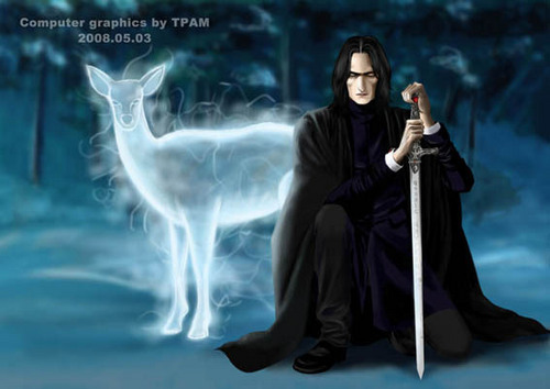 Snape's Courage