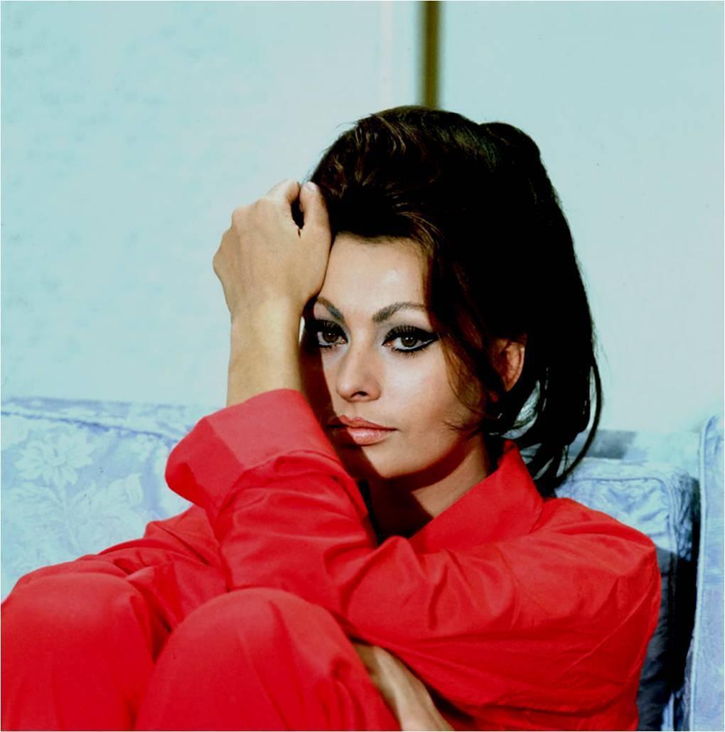 Sophia Loren | New Cal...