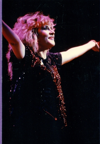 stevie nicks wallpaper containing a show, concerto called Stevie