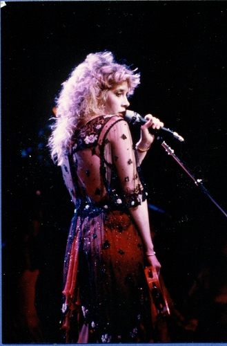 stevie nicks wallpaper with a show, concerto titled Stevie