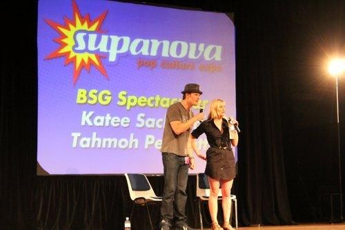 Tahmoh & Katee Sackhoff