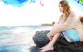 taylor-swift - Taylor Swift Rocks wallpaper