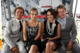 Tessa, Rebecca, Todd and Geoff