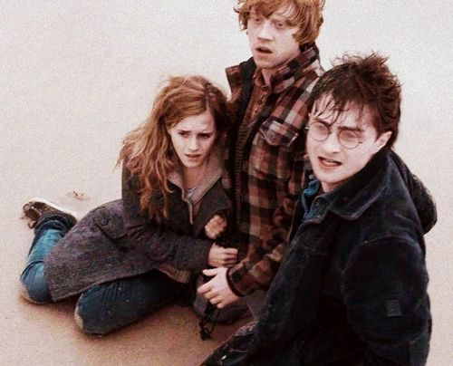 The Golden Trio (DH)