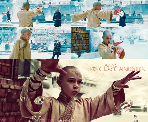 The Last Airbender - Aang