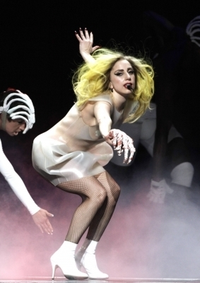 The Monster Ball in Miami 4/13