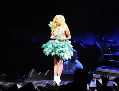 The Monster Ball in Orlando 4/16
