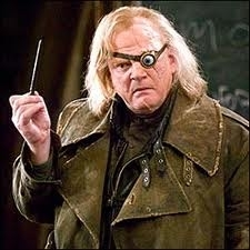 The best Auror in all of Harry Potter land, MAD EYE MOODY