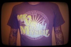 This Is My New Me Vs. Myself Tee-Shirt