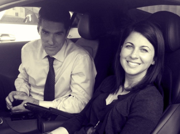 Criminal Minds Images Thomas Gibson And Erica Messer Wallpaper And