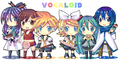 Vocaloids - just-anime photo