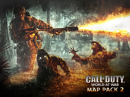 World At War Shi No Numa