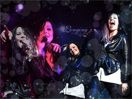 Nightwish wolpeyper entitled anette