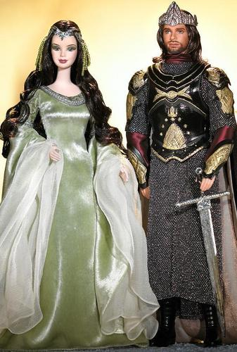 lord of the rings dolls