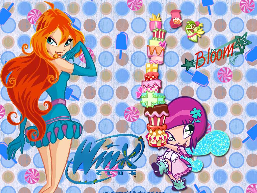 winx bloom and flora images bloom flora hd wallpaper and