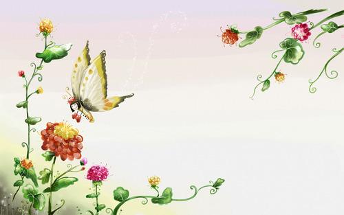 バタフライ, 蝶 壁紙