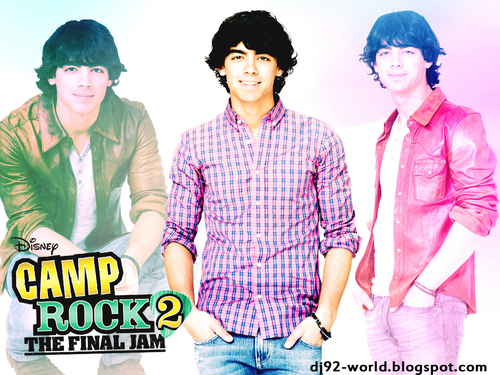 camp rock2 wallpaper da dj...!!!!