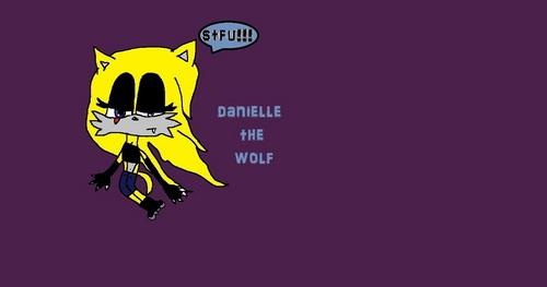 danielle the নেকড়ে