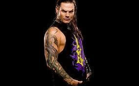 Jeff Hardy wallpaper probably containing a leotard titled jeff