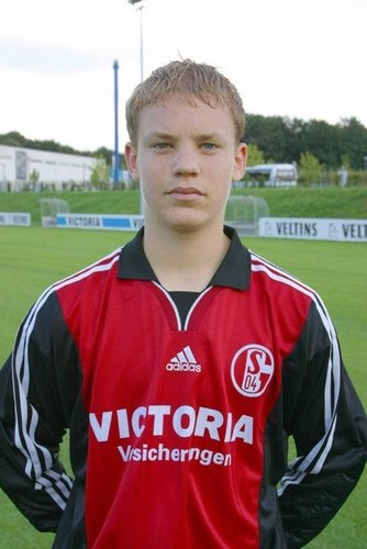 manuel neuer childhood - manuel-neuer Photo