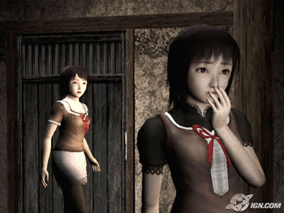 Fatal Frame II: Crimson Butterfly images mayu see a man wallpaper ...