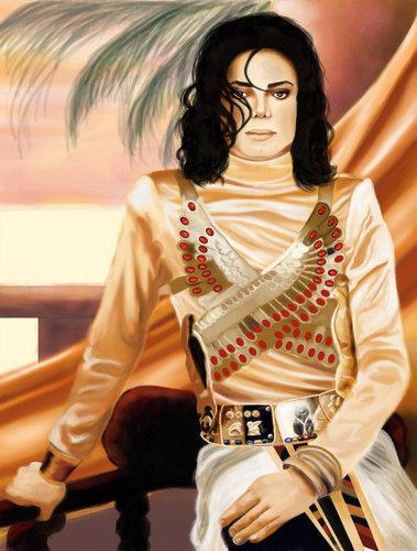 michael is in egypt