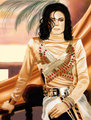 michael is in egypt - michael-jackson photo